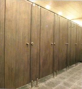 CP típusú WC kabinrendszer